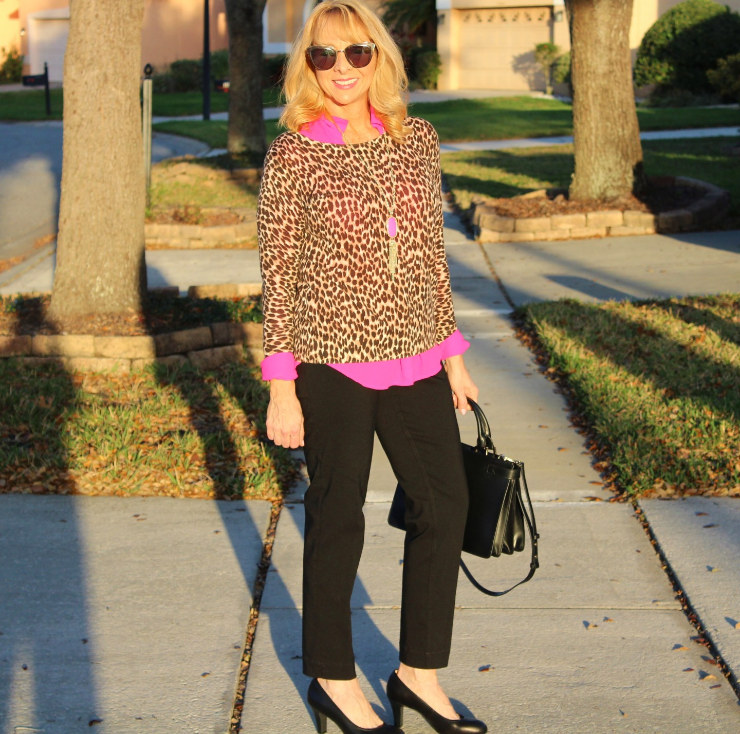 #leopard sweater