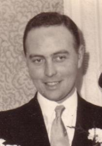 1953-02-13 Dad - wedding