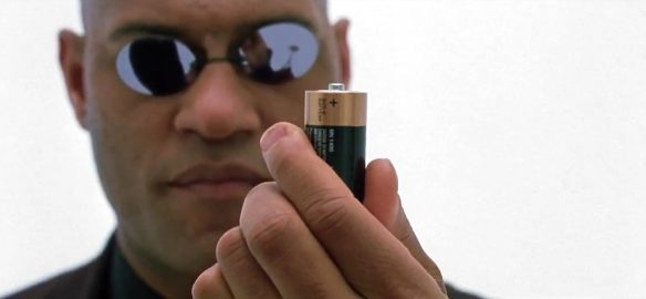 Morpheus and battery