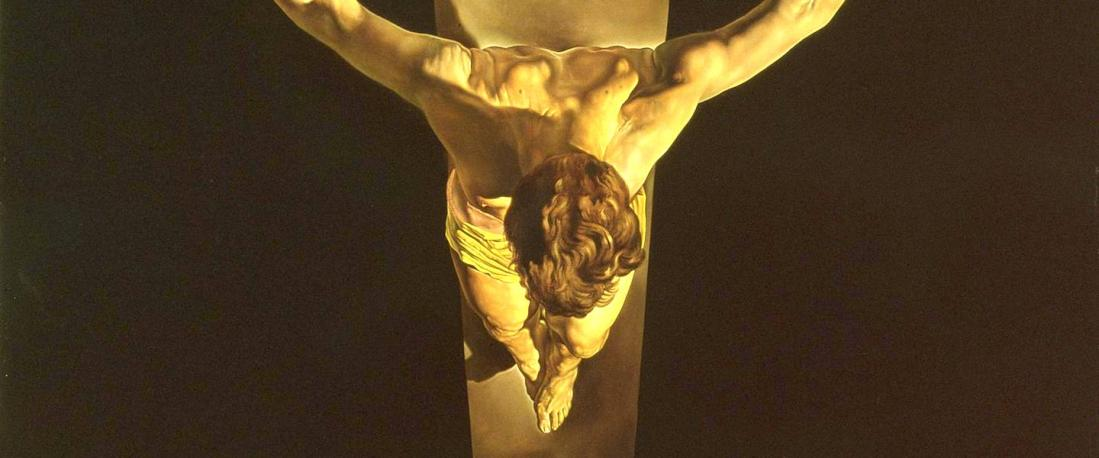 Salvador Dali: Christ of Saint John of the Cross