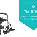 The 10 Best Narrow Wheelchairs For Tight Spaces This
