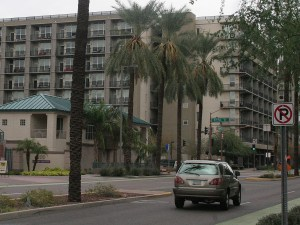 Apartments in Downtown Phoenix