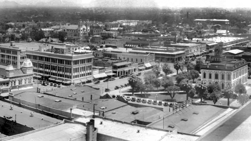 1920 Downtown Phoenix
