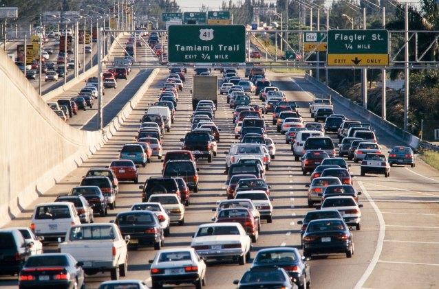 Traffic Jamb