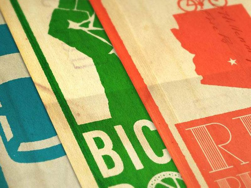 Bicycle propaganda