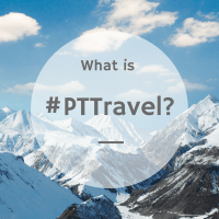 What is #PTTravel?