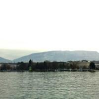 New Year's Eve in Geneva, Switzerland