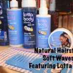 Soft Waves Hairstyle featuring LottaBody