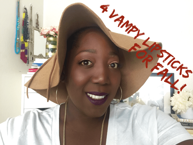 Vampy Lipsticks, Lipsticks, Lipsticks for fall, Fall, Fall Lipsticks, MAC cosmetics, Milani Cosmetics, Kat Von D, Studded Kisses, Rebel, Instigator, Matte Love, Homegirl, Dark lips, Fall Looks, Beauty, Makeup, Blog, Lifestyle Blog, Beauty Blog