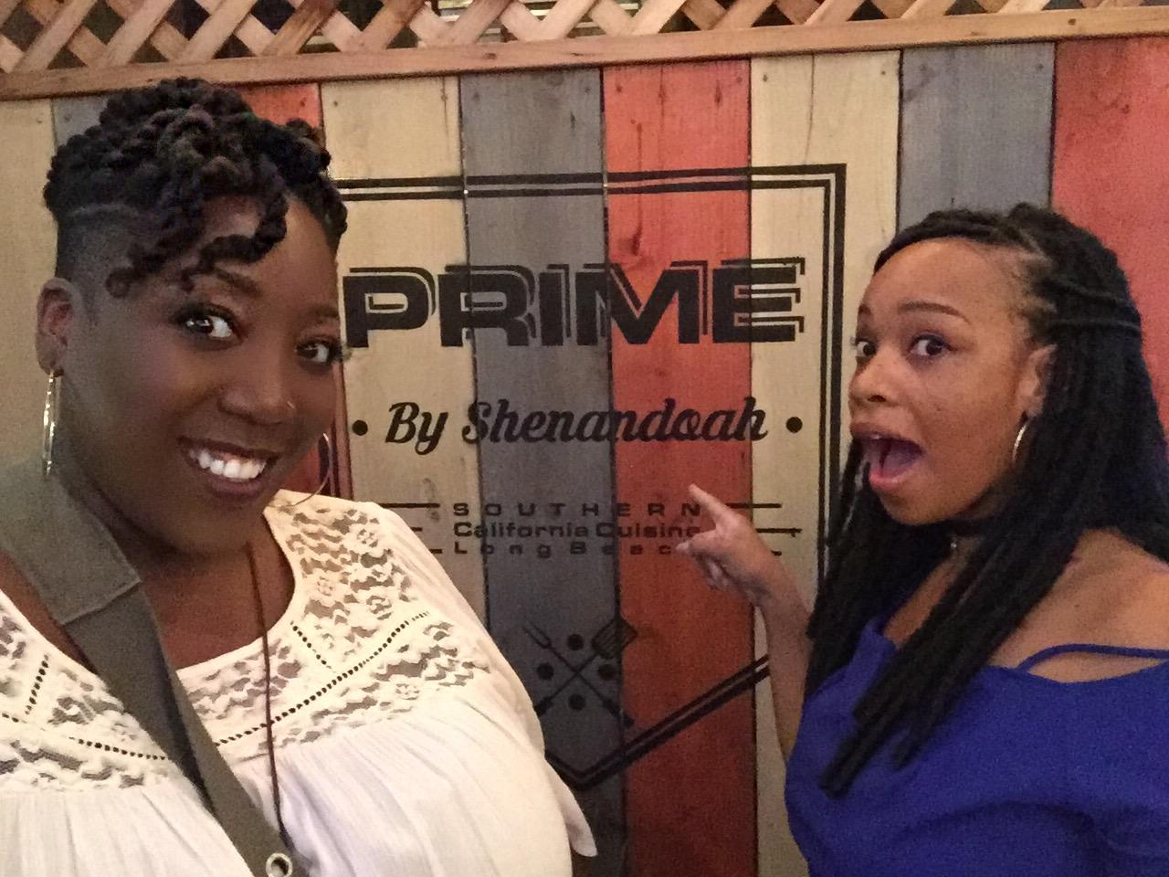 Restaurant Review // Prime By Shenandoah