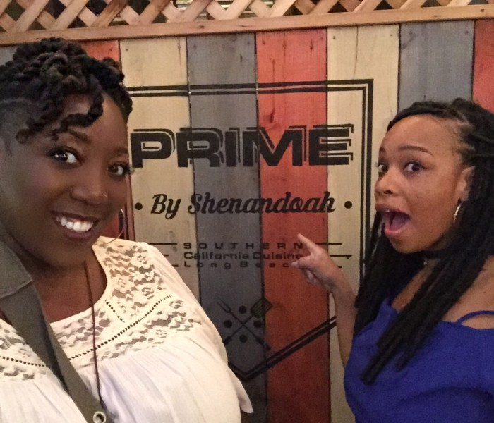 Restaurant Review // Prime By Shenandoah