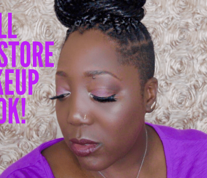 YouTube // All Drugstore Makeup Look