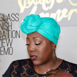 Hourglass Vanish Foundation Review & Demo