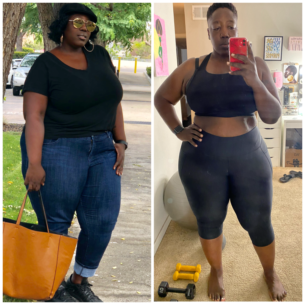 Weight loss, Weight loss journey, What I've learned from my weight loss journey, Plus Size Fitness, This Curvy Girls Fitness