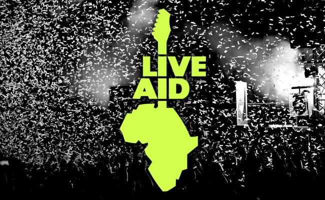 Live Aid The Global Jukebox Plugs In Lineup Times