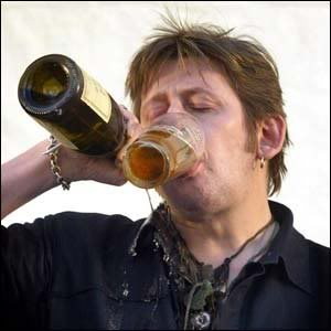 The Hell Raisers of the drinking world, the good and the bad of boozing