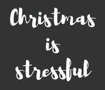 Christmas-is-stressful