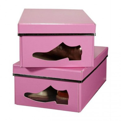 Boite  chaussure pliable  THISGA