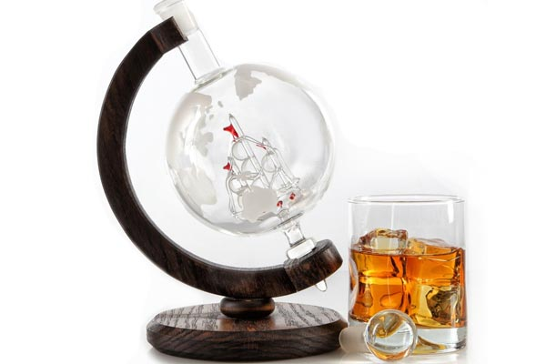 decanter valentines day gifts for him