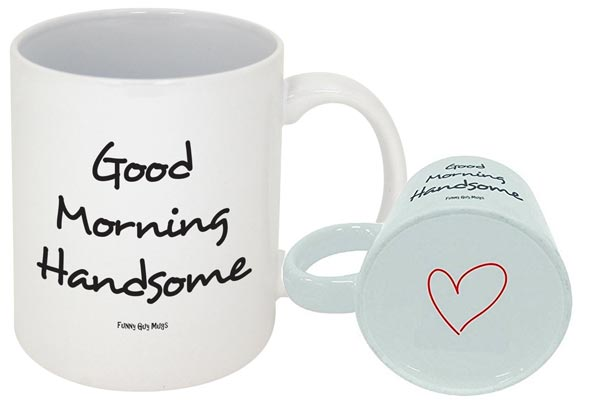 handsome mug valentines gifts for him