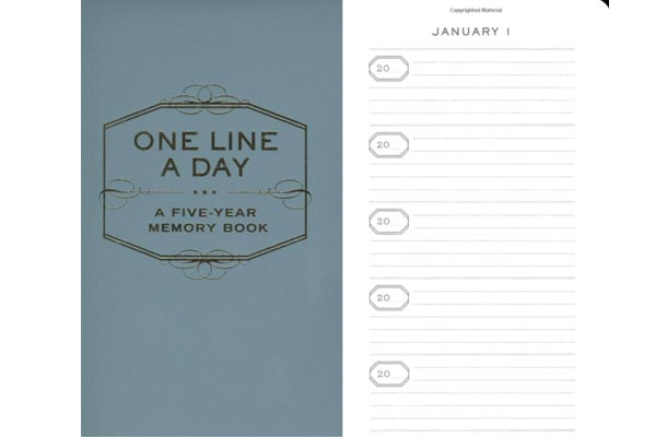one line a day valentines gifts for men