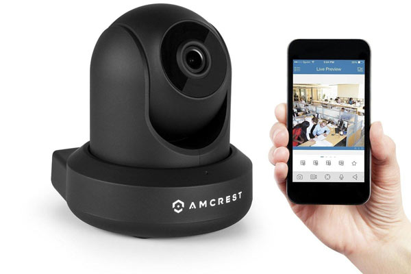 security camera christmas gifts for him