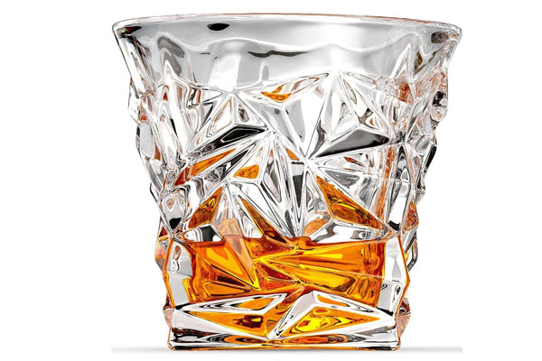 whiskey glass christmas gifts for him