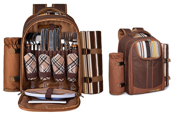 40th birthday gifts for men picnic backpack