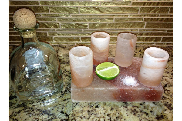 40th Birthday Gifts Ideas For Husband Himalayan Salt Shot