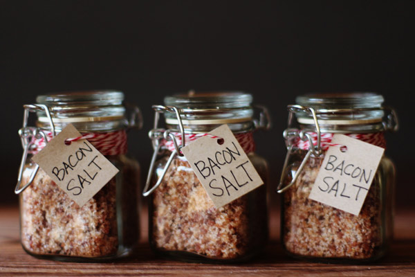bacon salt diy gifts for boyfriend