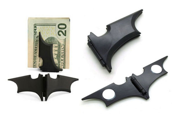 batman gifts for men money clip