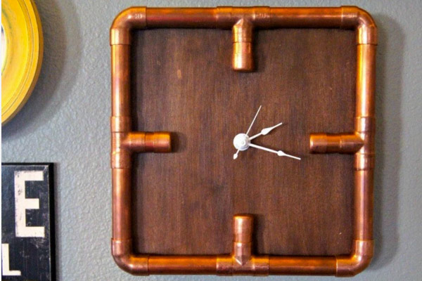 clock diy gifts for boyfriend