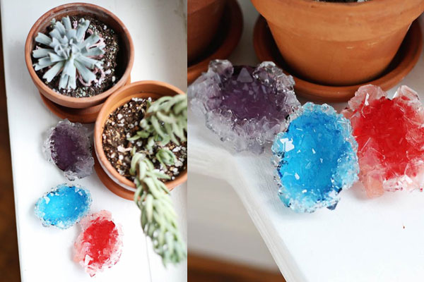 crystal diy gifts for boyfriend