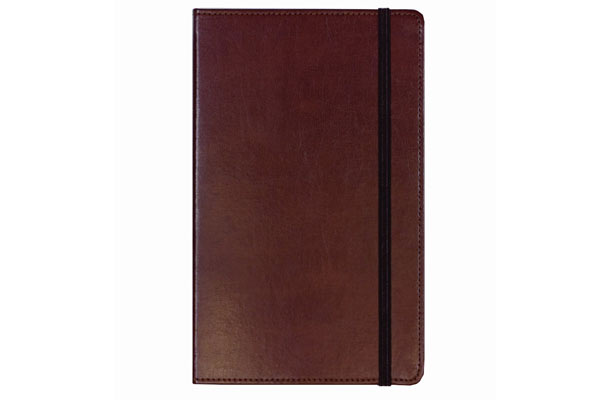 leather gifts for him notebook