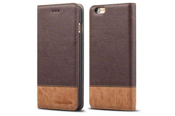 leather gifts for him phone case