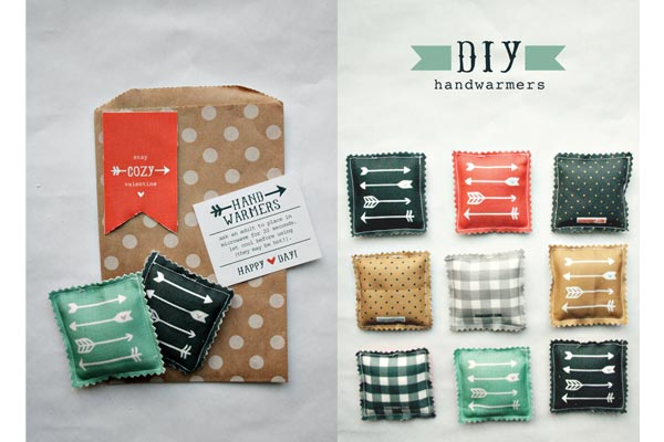 small gifts ideas for men diy handwarmer