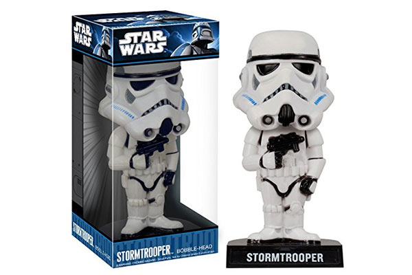 star wars gifts for him bobblehead stormtrooper