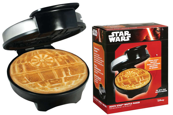 star wars gifts for him death stars pancake maker