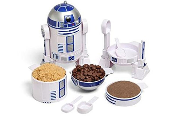 star wars gifts for him measuring cup set
