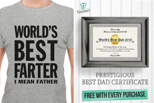 what to give your dad for his birthday
