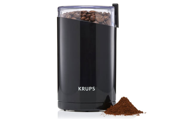 coffee grinder for his birthday