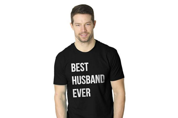 best birthday gifts for husband t shirt