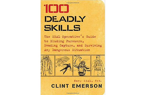 cheap birthday present for him 100 deadly skills