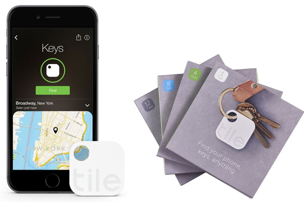 cool birthday gifts for guys bluetooth tracker