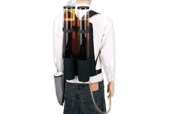 creative birthday gfits for boyfriend beverage dispenser