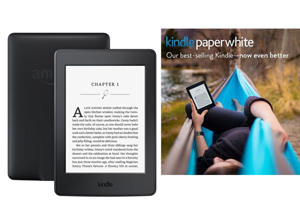 electronic gifts for men kindle