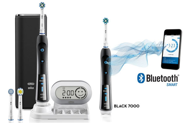 electronic gifts for men toothbrush