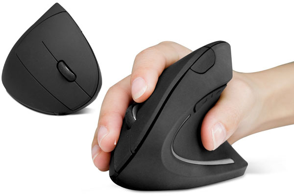 electronic gifts for men vertical mouse