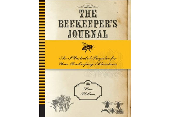 gifts for beekeeper journal
