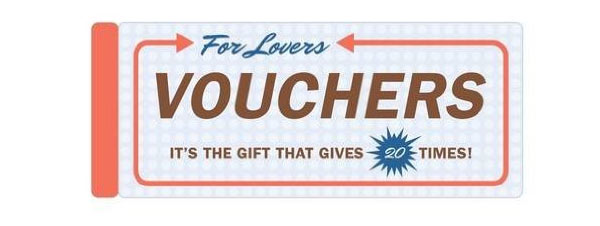 great gifts for husband lover voucher